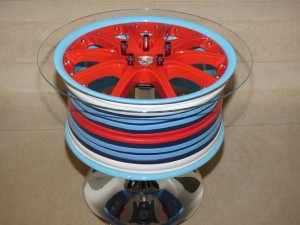 Porsche Martini Coffee Table1