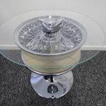 DB5 Wire Wheel Coffee Table 1